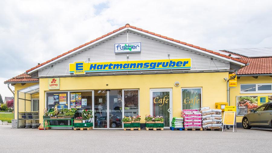 Projekt EDEKA Hartmannshuber in Innernzell