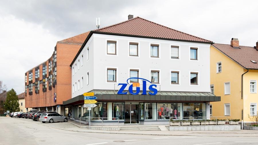 Projekt Kaufhaus Zöls